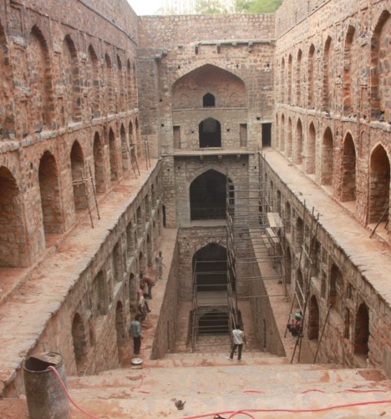 Into the depths of time: Agrasen ki baoli