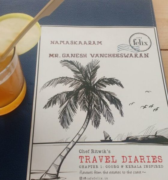 Travel Diaries with Chef Ritwik – a brief review of a food pop-up